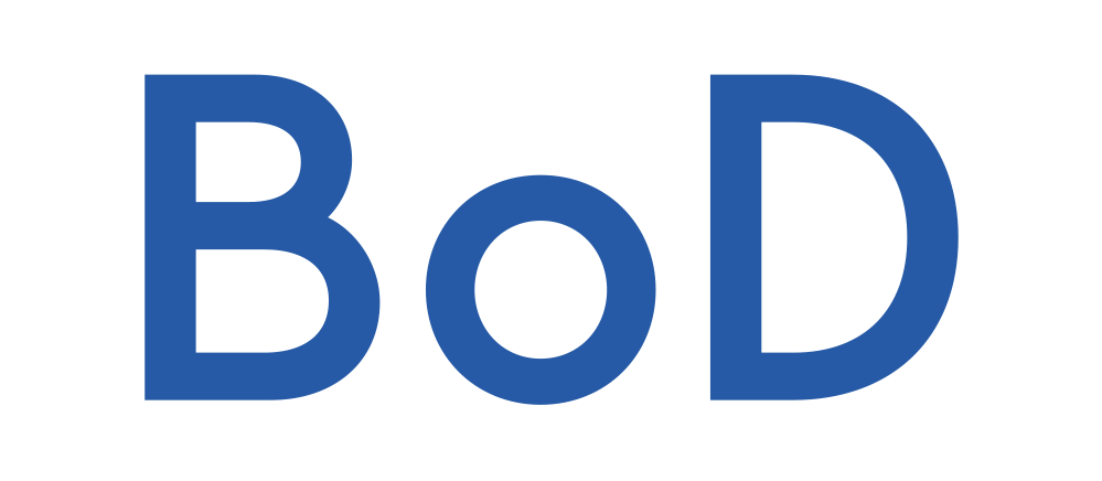 logo bod books on demand